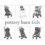 Pottery Barn Kids unveils expanded Nursery Assortment with Baby Gear (Graphic: Business Wire)