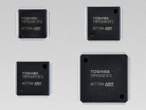 東芝: ARM(R) Cortex(R)-Mコアを搭載した低消費で高速のマイコンTXZ(TM)ファミリーの第3弾「M3Hグループ(2)」 (写真:ビジネスワイヤ)