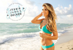 South Beach Diet® announced today that Jessie James Decker has been named as a brand ambassador. The singer-songwriter, TV personality and mom-of-two will appear in a 360-degree marketing campaign including television, online, digital and social media. (Photo: Business Wire)
