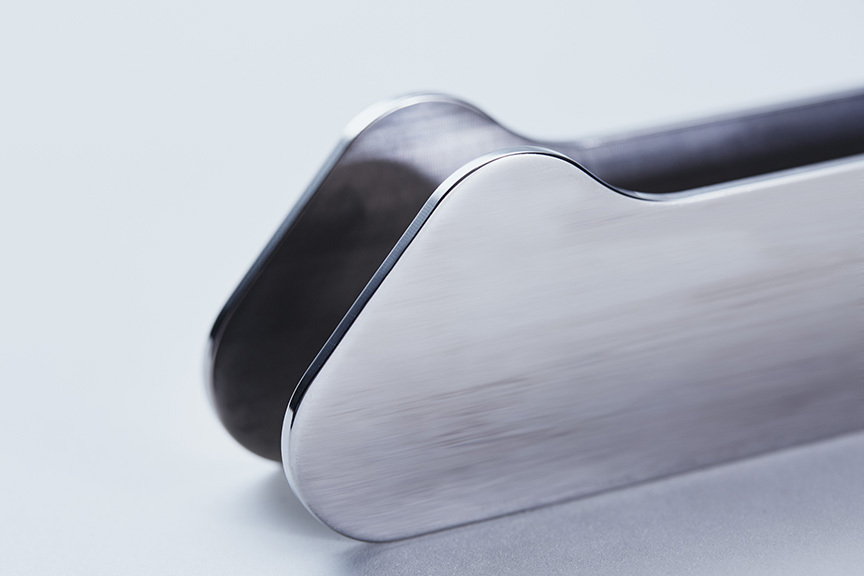 Close-Up of a Finished RPD Additive Manufactured Component Ready for the Boeing 787 Dreamliner (Photo: Business Wire)
