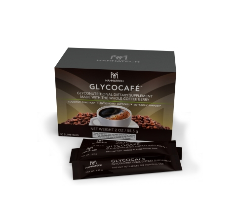 Mannatech's GlycoCafe™ coffee, infused with the company's innovative Glyconutrients, makes the morni ...