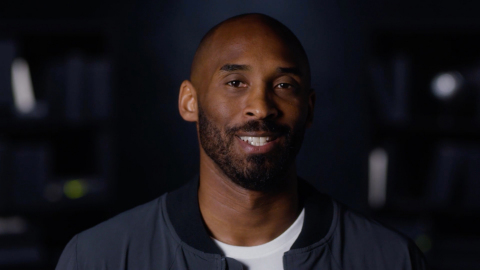 Kobe Bryant and Nike Inspire Kids in Los Angeles to Get Moving (Photo: Business Wire)