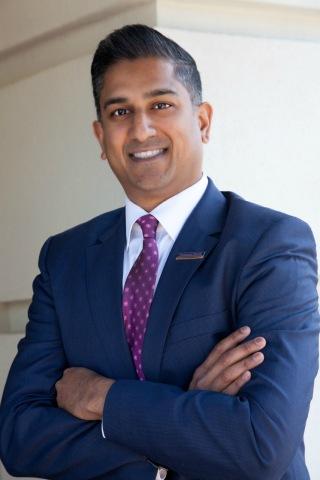 Vishal Gandhi, Senior Vice President & GovCon Team Leader (Photo: Business Wire)