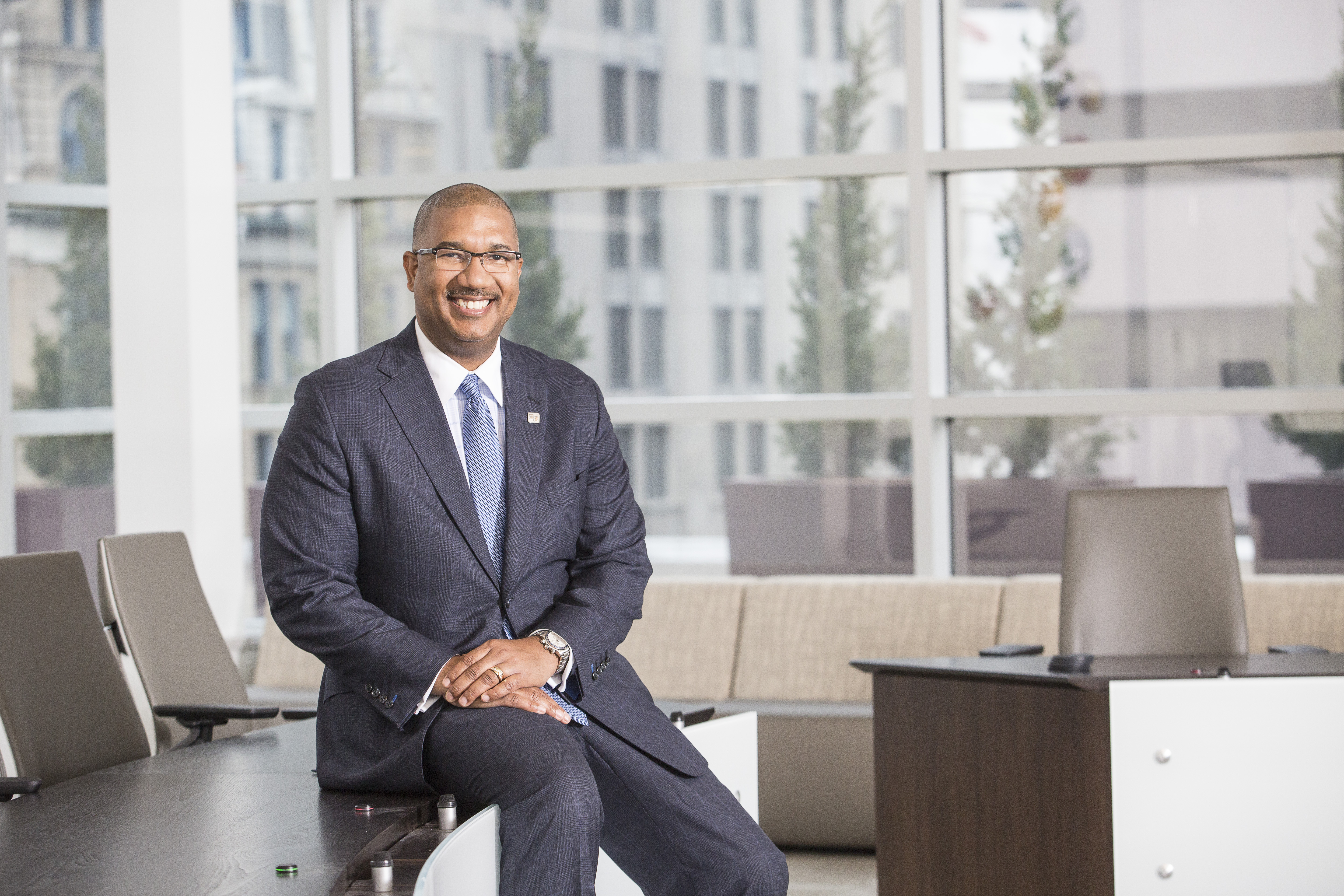 Kala Gibson, head of Business Banking for Fifth Third Bank (Photo: Business Wire)