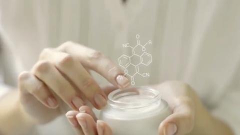 Hallstar的突破性抗衰老新成分Micah获得2017年全球in-cosmetics®创新银奖。(照片:美国商业资讯)
