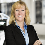 Kathy Winter is vice president and general manager of the Automated Driving Division at Intel Corporation. (Photo: Intel Corporation)