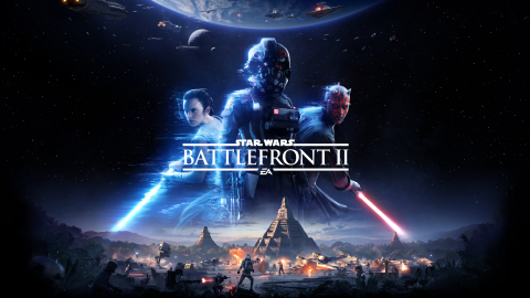 EA Announces Star Wars™ Battlefront™ II Will Launch November 17, 2017 Worldwide (Graphic: Business Wire)