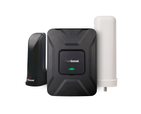 The new weBoost Drive 4G-X RV. (Photo: Business Wire)