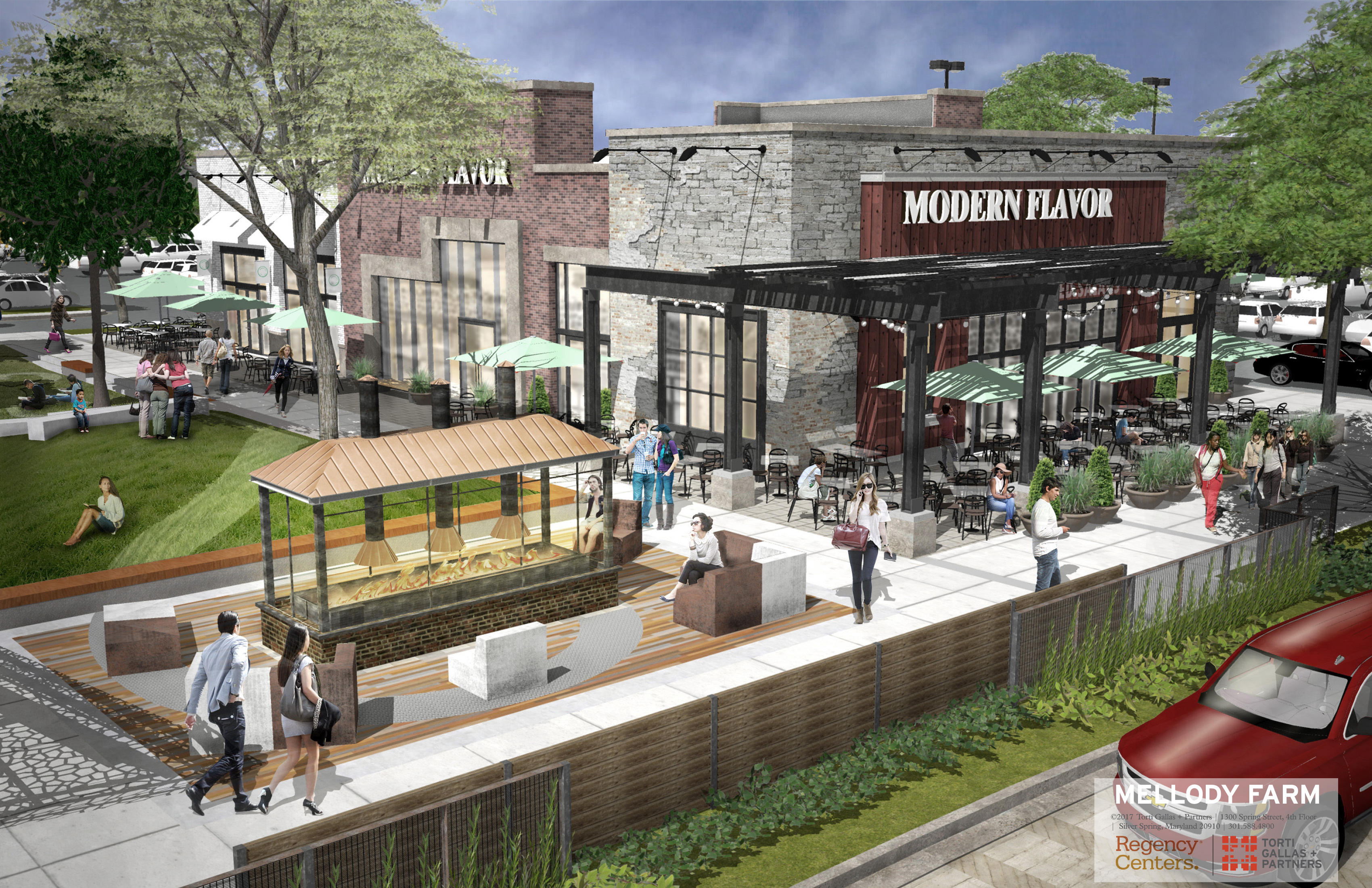 Regency Centers Announces Mellody Farm A New Mixed Use Development In The Greater Chicagoland Area Business Wire
