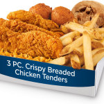 $5 Reel Deal Box New Crispy Breaded Chicken Tenders (Photo: Business Wire)