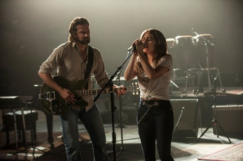 "Filming begins today on Warner Bros. Pictures' ""A STAR IS BORN,"" being directed by BRADLEY COOPER, who also stars alongside STEFANI GERMANOTTA (LADY GAGA). Photo by: Neal Preston"