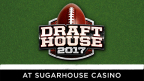 "SugarHouse Casino hosts free ""Draft House"" party April 27—29. (Graphic: Business Wire)"