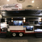 Control4 Customizes Vintage Trailer for Smart Home Tour (Photo: Business Wire)