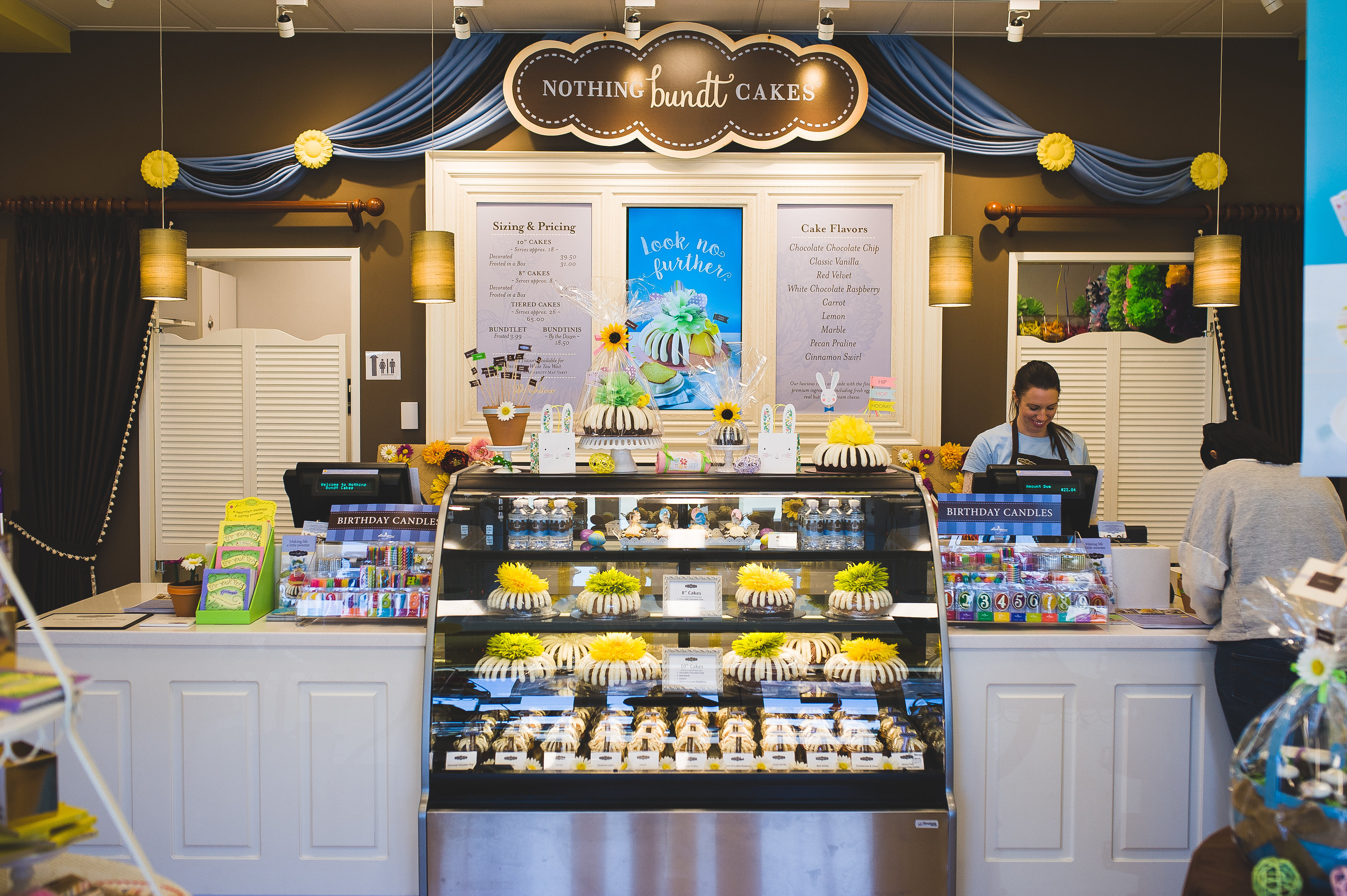 Nothing Bundt Cakes recently opened its 200th location in Grand Rapids, Michigan (Photo: Business Wire).