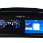 Representation of HARMAN's Digital Cockpit Console (Photo: Business Wire)
