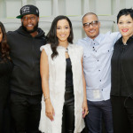 Social Activist Tamika Mallory, Hip Hop Artist Talib Kweli, Commentator Angela Rye, Musician T.I. and Police Officer Nakia Jones (Photo: Business Wire)