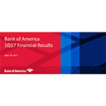 Q1 2017 Bank of America Investor Presentation