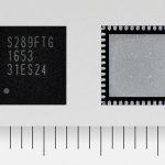 東芝:オリジナルの脱調防止機能により高効率モータ制御を実現したステッピングモータドライバ「TB67S289FTG」(写真:ビジネスワイヤ)