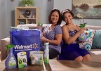 Olympian and Dancing with the Stars champion Laurie Hernandez shares the spotlight with her mom Wanda in a new campaign for Febreze at Walmart. (Photo: Business Wire)