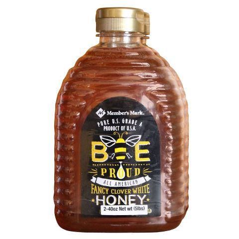 New Sam's Club Member's Mark Honey is sourced from a U.S. bee cooperative representing hundreds of independent beekeepers. (Photo: Business Wire)