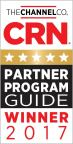 VeloCloud has earned the 5-Star rating in CRN's 2017 Partner Program Guide. This annual guide is the definitive listing of partner programs from technology vendors that provide products and services through the IT channel. (Graphic: Business Wire)