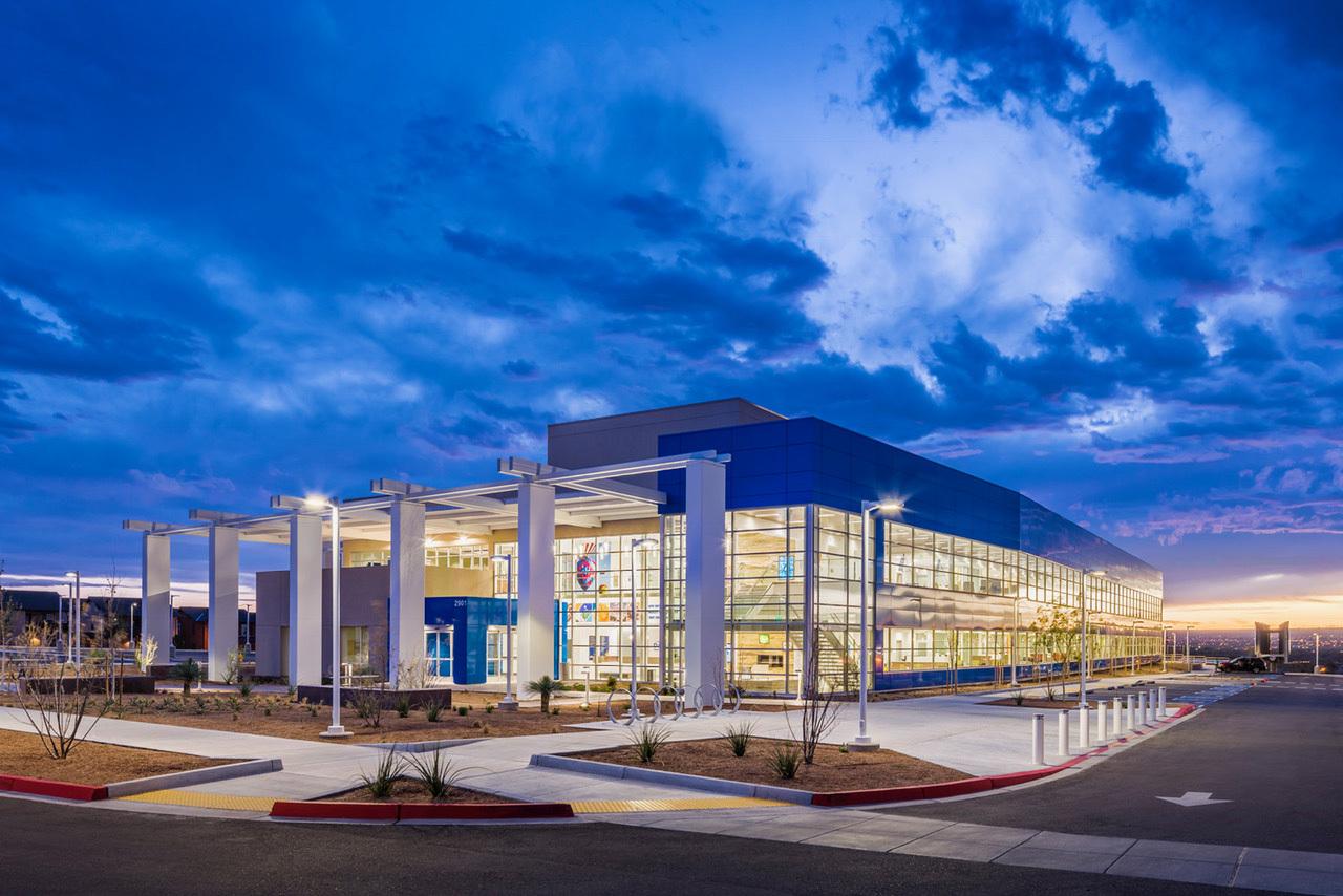 Sunport Healthcare Center in Albuquerque, N.M. (Photo: Business Wire)