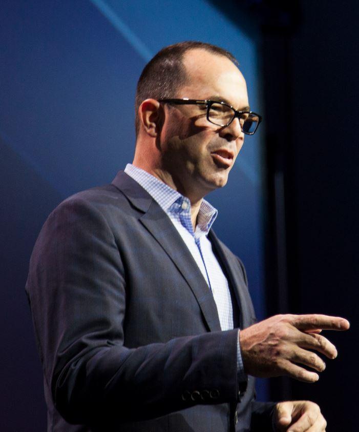 Shawn Reynolds, Telit CMO (Photo: Business Wire)