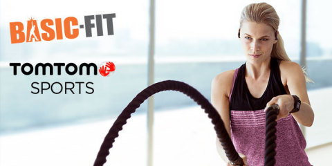 TomTom and Basic-Fit Collaborate to Help People Enjoy an Active Lifestyle (Photo: Business Wire)