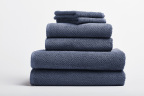 Coyuchi organic towels (Photo: Business Wire)