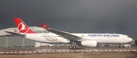 Intrepid Announces Delivery of 6th A330-300 to Turkish Airlines (Photo: Business Wire)