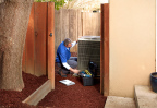 Contractor network shares tips to cool #DIYSpringFever ahead of rising temps. (Photo: Business Wire)