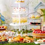 Keio Plaza Hotel Tokyo hosts a special Peter Rabbit(TM) Hotel Carnival dessert buffet in commemoration of 150th anniversary of Beatrix Potter(TM)'s birth. BEATRIX POTTER(TM)(C) FrederickWarne & Co., 2017