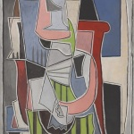 Property From Cleveland Clinic Generously Donated by Mrs. Sydell Miller, Pablo Picasso, Femme assise dans un fauteuil, 1917 – 1920, oil on canvas. Estimate: $20,000,000 – 30,000,000 (Photo: Business Wire)