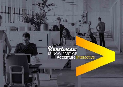 Kunstmaan is now a part of Accenture Interactive, the world's biggest digital agency (Photo: Busines ...