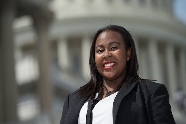 Angel Carter of Atlanta, Georgia, is the 2017 National Money Matters Ambassador (Photo: Business Wire)