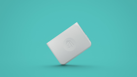 Shopify's Chip and Swipe card reader without base (Photo: Business Wire)
