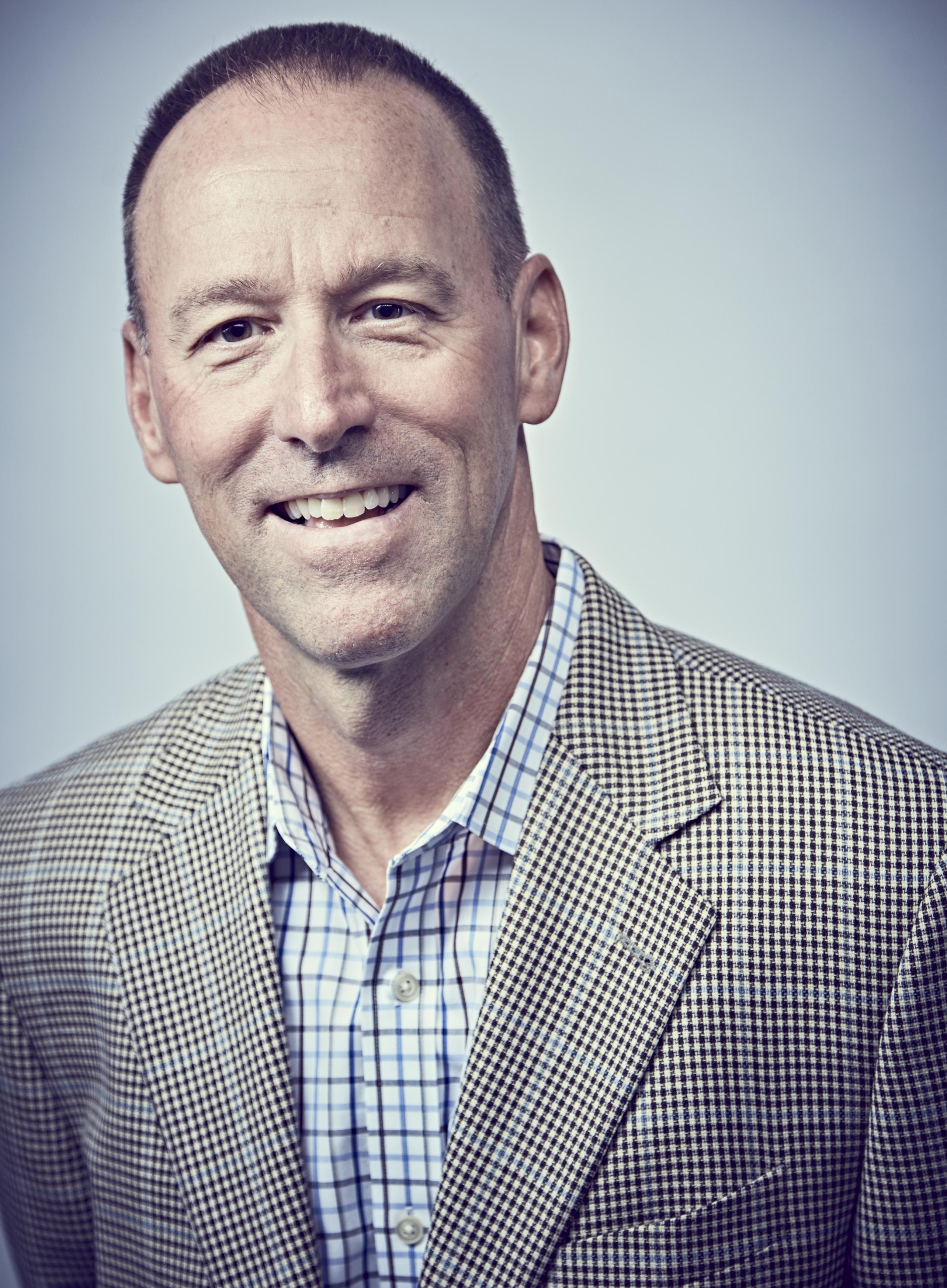 Brett Jackson, CEO of Digital Reasoning (Photo: Business Wire)