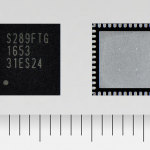 "Toshiba: ""TB67S289FTG,"" a stepping motor driver with a Toshiba developed architecture that automatically detects and prevents stalling during operation. (Photo: Business Wire)"