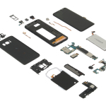 Galaxy S8 Exploded View (Photo: Business Wire)
