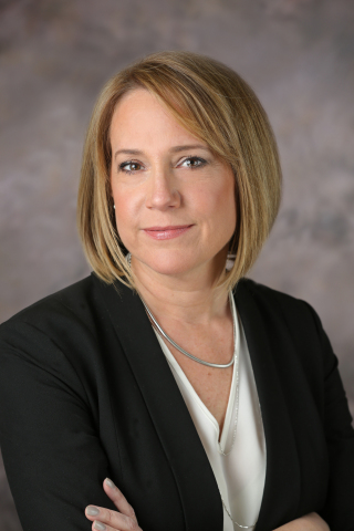Carrie Chomiak, head of over-the-counter products franchise, Purdue Pharma L.P. (Photo: Business Wir ...