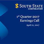 1st Quarter 2017 Earnings Call