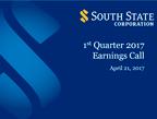 1st Quarter 2017 Earnings Call