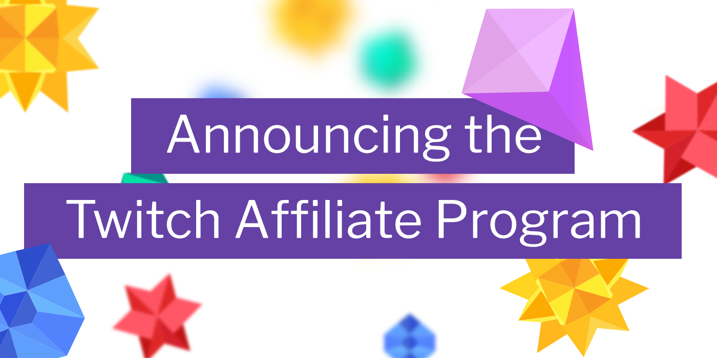 Twitch announces new way for viewers to support the for Home affiliate programs