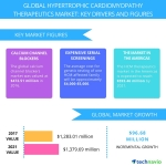 Technavio has published a new report on the global hypertrophic cardiomyopathy therapeutics market from 2017-2021. (Graphic: Business Wire)