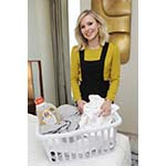 Tide purclean, WWF and actress Kristen Bell launched a joint effort to convert as many households possible to energy-saving laundry habits. (Photo: Business Wire)