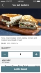 Calorie information is enabled across web, mobile web, and app ordering interfaces. (Photo: Olo)