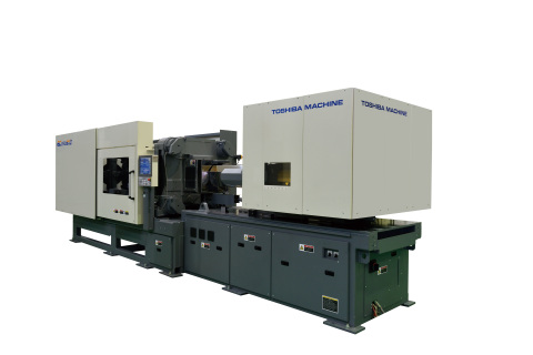 All-electric injection molding machine EC350SXII (Photo: Business Wire)