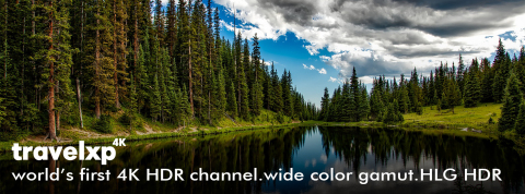 US Pay TV Providers Launch First Linear Consumer Ultra HD Services with SES (Photo: Travelxp 4K)