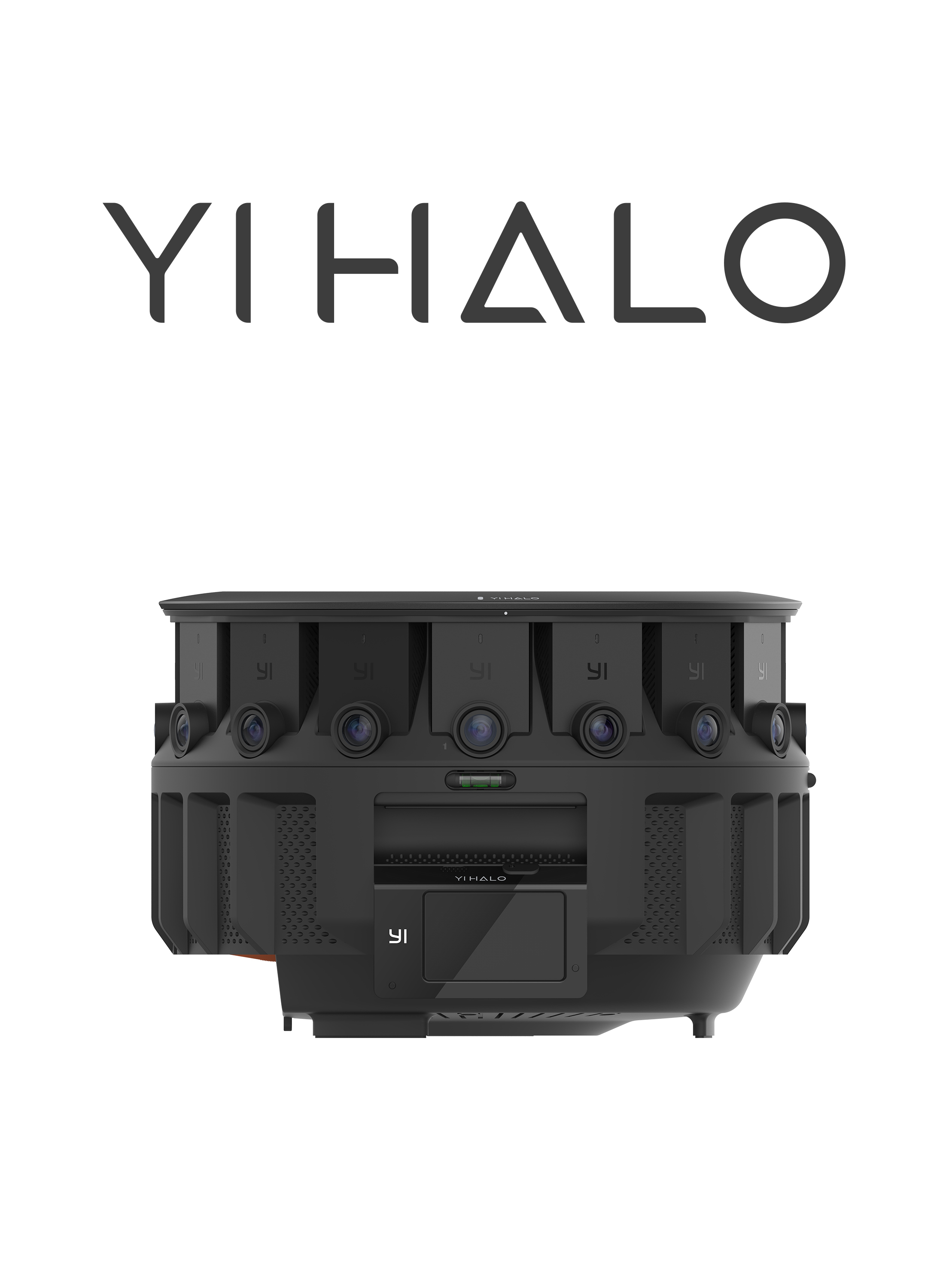 YI Technology announces YI HALO, a next generation virtual reality camera built with Google's Jump technology. (Photo: Business Wire)