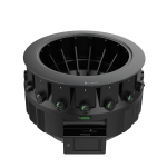 YI HALO is the highest fidelity, most versatile, complete solution for 360-degree capture, meeting even professional VR creators' and filmmakers' most challenging demands. (Photo: Business Wire)